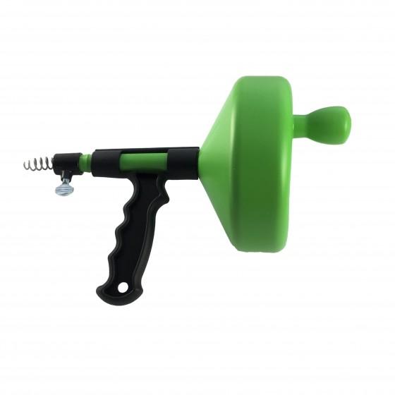 Eco Drum Auger with pistol grip handle picture
